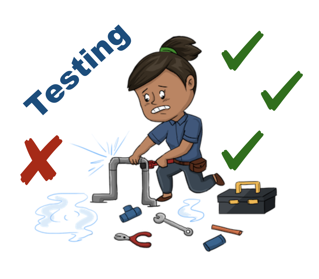 Iterative testing with plumber